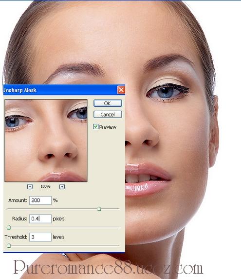 Натуральная кожа в фотошопе